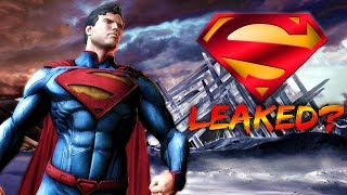 Superman   Game Leaked?