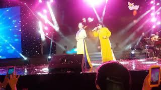Phi Nhung,  Phương Thanh quậy tưng bừng trên sân khấu Trống Đồng