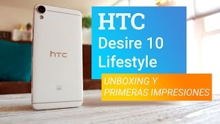 Video HTC Desire 10 Lifestyle 8nP-7OjT1gI