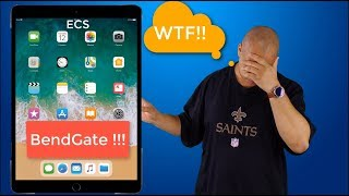 iPad Pro 12.9 Bending Problem 2019 | WTF Just Happen | Houston We Have A Problem!!!!