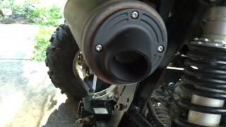 2016 Wolverine R-Spec Exhaust tip
