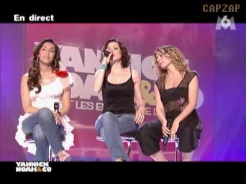 Tina Arena, Assia & Julie Zenatti - Comme Toi (Live 2003)