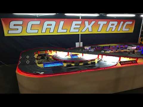 Amazing SCALEXTRIC model