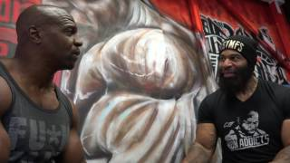 Terry Crews x CT Fletcher : What Makes a Man into a Monster !