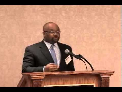 Dr Boyce Watkins addresses Black Law students about the power of capitalism