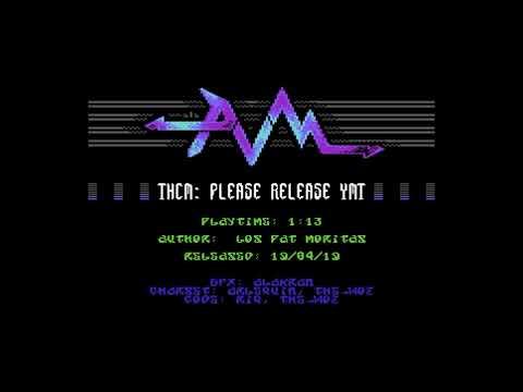 Los Pat Moritas - THCM Please Release Your Music Tool (C64 SID)