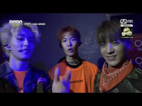[HD] 2016 MAMA Behind NCT cut