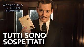 Assassinio sull'Orient Express | Tutti sono sospettati Spot HD | 20th Century Fox 2017