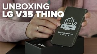 Video LG V35 ThinQ 8npGm_OZGv4