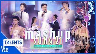 Playlist MASHUP live đỉnh cao của Sóng 21 | Hiền Hồ, Quân AP, AMEE, Hoàng Dũng, Đức Phúc, Erik