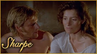 Sharpe Finds Out About His Daughter | Sharpe