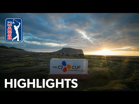 Highlights | Round 3 | THE CJ CUP 2019