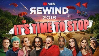 It's Time To Stop YouTube Rewind