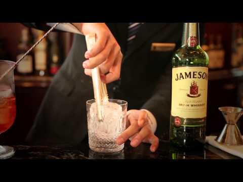 Best Bartender cocktail from Lobster Bar at Shangri-La by Agung Prabowo