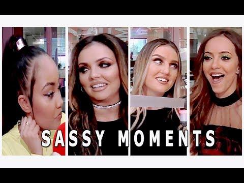 Little Mix Sassy Moments 2017