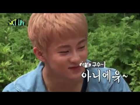 NCT LIFE ep.4,5 MARK CUT. 귀염 터졌던 4,5화 마크 편집본