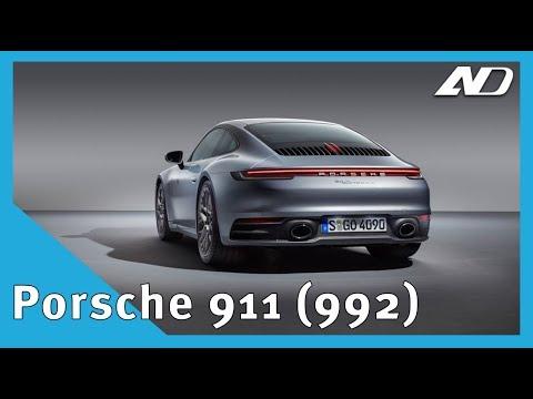 """Nuevo Porsche 911 (992) - ¿Cómo renuevas una leyenda"""" - #LAAS18"""