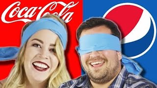 Pepsi Vs. Coke Blind Taste Test