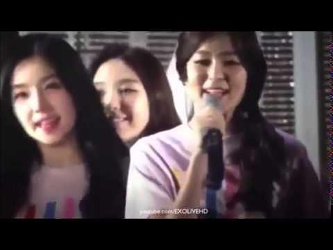 Red Velvet's Seulgi part in SMTown