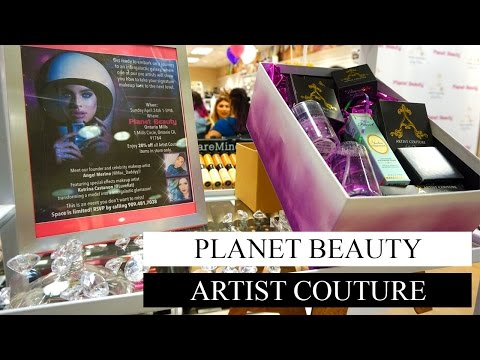 Planet Beauty Artist Couture Event
