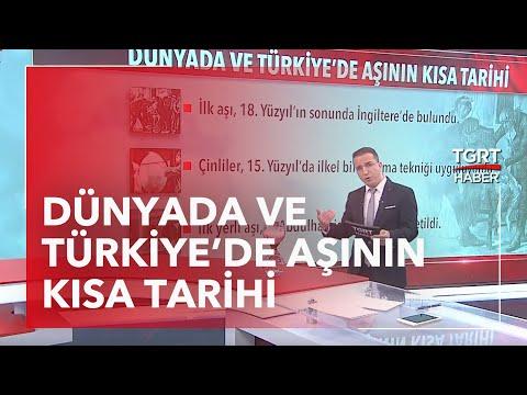 Dünyada Ve Türkiye'de Aşının Kısa Tarihi