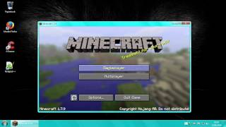 Free Download - Minecraft Cracked Launcher 1.11.2 - Tutorial [HD]
