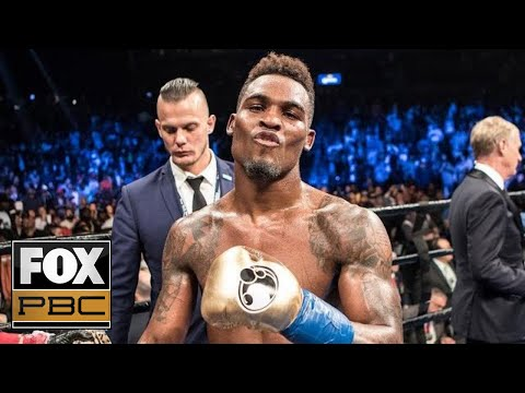 Jermell Charlo on fight with Jeison Rosario: 'If he in the way, he gonna get trucked' | PBC ON FOX 10