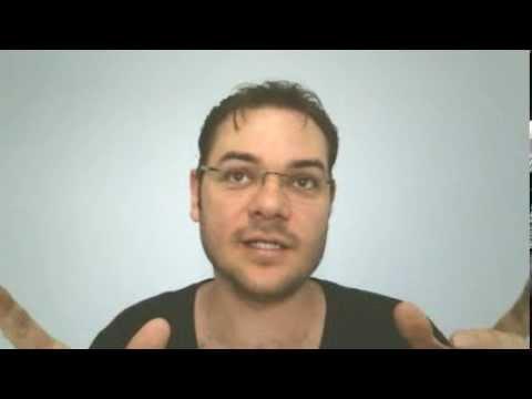 Foto de Paulo Sebin em vídeo sobre como é possível divulgar site com recursos de otimização