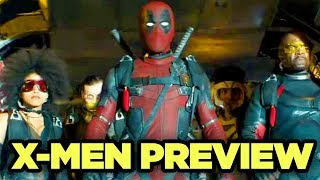 X-MEN Future Movies Explained! (Deadpool, X-Force, Dark Phoenix, Doctor Doom & More)