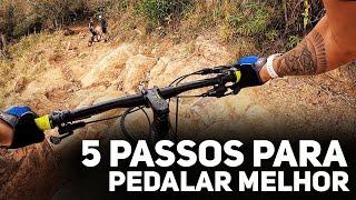 Bikers Rio Pardo | Vídeos | 5 passoa para pedalar mais e melhor