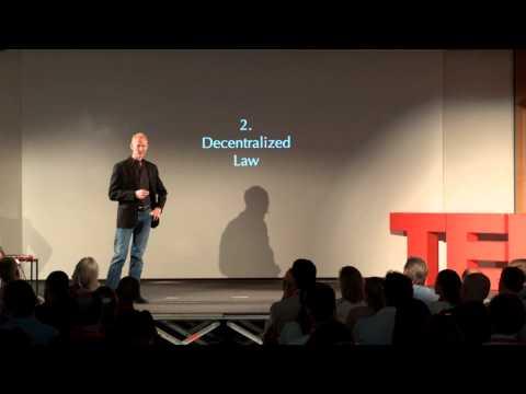 The four pillars of a decentralized society   Johann Gevers   TEDxZug