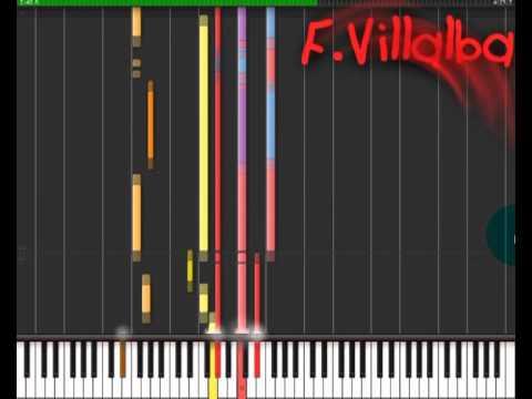 Mariposa Traicionera Mana Instrumental Piano