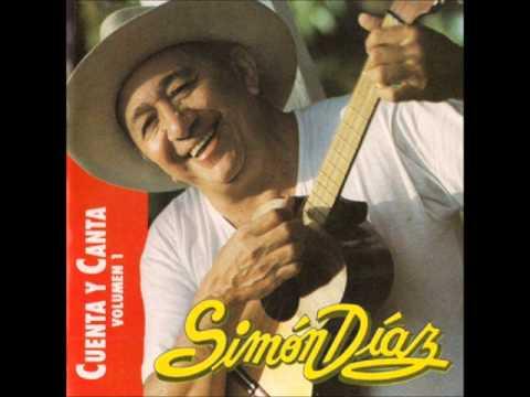 Simón Díaz - La Vaca Mariposa (Origen)