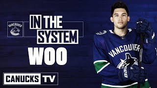 Jett Woo | Canucks Prospect Profile