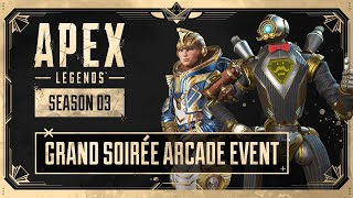 Grand Soiree Arcade Event Trailer preview image