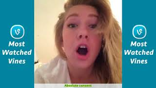 Courtney Miller - All Vines August/2017