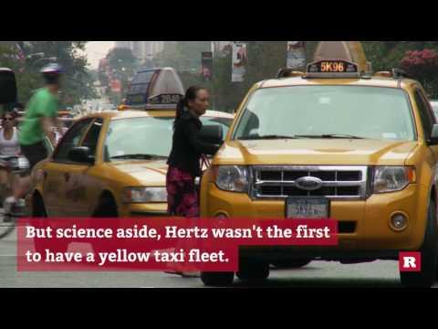 Postoji jedan odličan razlog zašto su taksi vozila žuta (VIDEO)