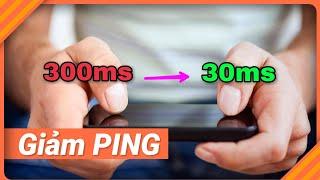❖HOT❖ Hướng dẫn chi tiết cách giảm PING khi chơi liên quân mobile | pubg mobile, free file, ROS...