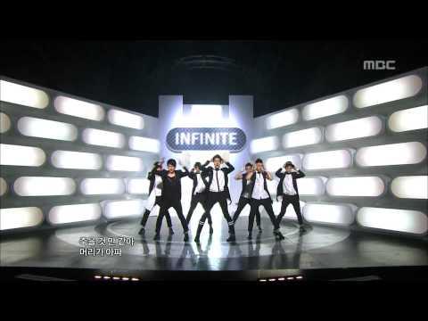 Infinite - Comeback Again, 인피니트 - 다시 돌아와, Music Core 20100612