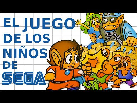 Recordando a Alex Kidd In Miracle World || Sega Master System