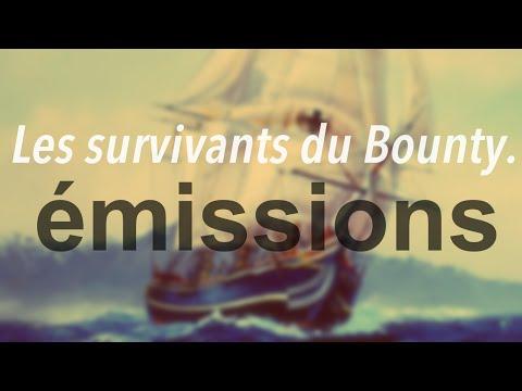 Les survivants du Bounty