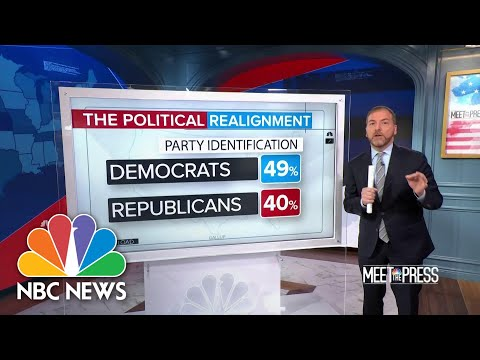 GOP Faces Massive Realignment As It Sheds College-Educated Voters | Meet The Press | NBC News