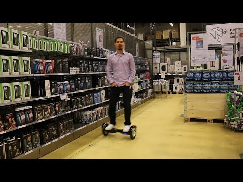 Andersson Balance Scooter 3.0