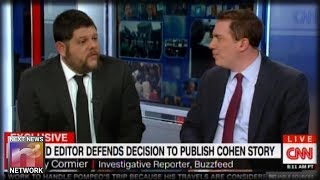 After Muller DEBUNKS Buzzfeed Reporter Look What The Reporter Does Next