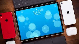 iPad Air 4?!  Will this Replace the Pro?!