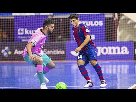 Levante UD - Barça Jornada 10 Temp 20-21