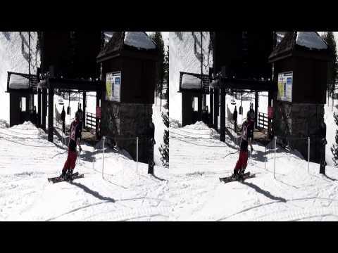 3D Ski Bowl
