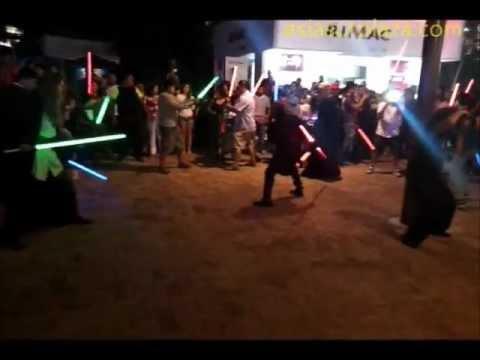 Personajes de Star Wars en ASIA - PERU