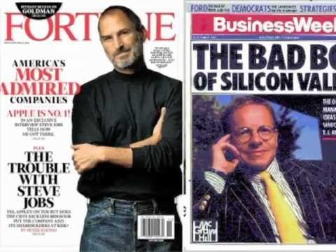 Michael Moritz and the Underdog