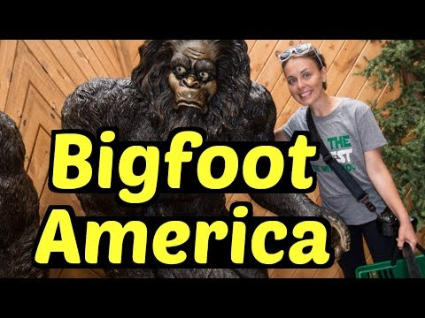 multiple Bigfoot generations living in Whitehall, NY 🙉 Bigfoot sightings in NY 🙉 Whitehall Bigfoot